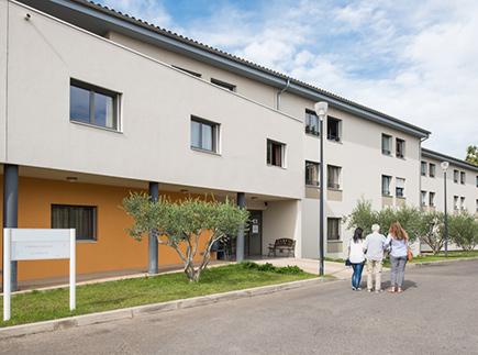 Etablissement d'Hébergement pour Personnes Agées Dépendantes - 13310 - Saint-Martin-de-Crau - Korian La Rimandière