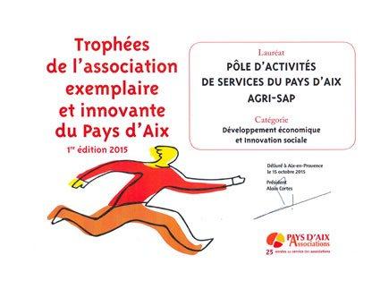 Services d'Aide et de Maintien à Domicile - 13090 - Aix-en-Provence - Pôle d'Activités des Services à la Personne Métropole Territoire d'Aix