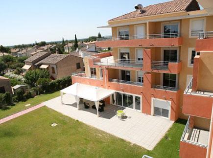 Résidences avec Services - 13300 - Salon-de-Provence - Résidence Services Seniors Les Terrasses Saint Louis