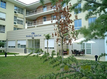 Etablissement d'Hébergement pour Personnes Agées Dépendantes - 13012 - Marseille 12 - EHPAD Résidence Saint-Luc
