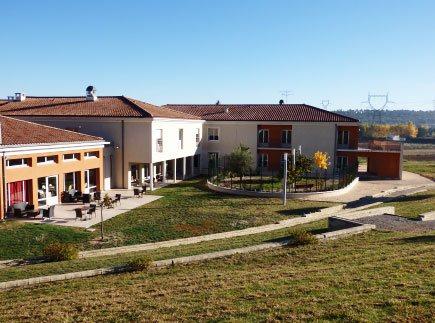 Etablissement d'Hébergement pour Personnes Agées Dépendantes - 13480 - Cabriès - EHPAD Résidence L'Occitanie