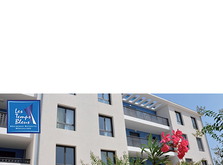 Etablissement d'Hébergement pour Personnes Agées Dépendantes - 13220 - Châteauneuf-les-Martigues - EHPAD Résidence Les Temps Bleus