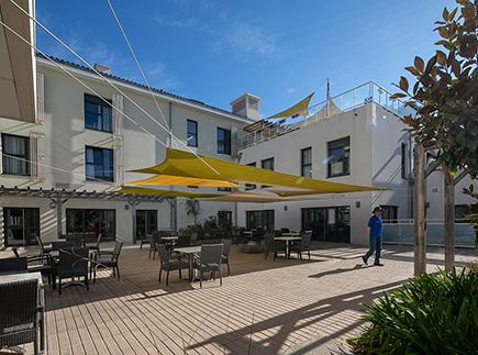 Etablissement d'Hébergement pour Personnes Agées Dépendantes - 13010 - Marseille 10 - La Villa des Poètes LNA Santé