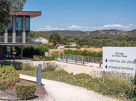 Centre de Soins de Suite - Réadaptation - 13112 - La Destrousse - Korian - Clinique Les Trois Tours