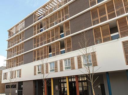 Etablissement d'Hébergement pour Personnes Agées Dépendantes - 13002 - Marseille 02 - Colisée - La Joliette