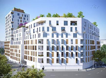 Résidences avec Services - 13006 - Marseille 06 - Résidence avec Services Les Girandières