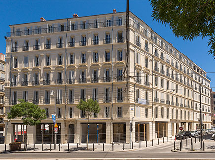 Résidences avec Services - 13002 - Marseille 02 - Victoria Palazzo République