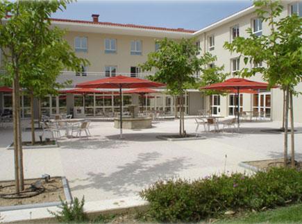 Etablissement d'Hébergement pour Personnes Agées Dépendantes - 13880 - Velaux - Résidence L'Arbois