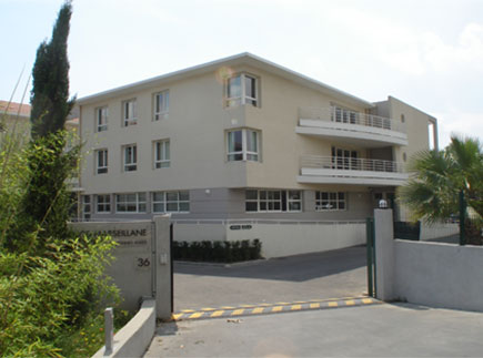 Etablissement d'Hébergement pour Personnes Agées Dépendantes - 13011 - Marseille 11 - Résidence Marseillane