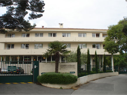 Etablissement d'Hébergement pour Personnes Agées Dépendantes - 13009 - Marseille 09 - Résidence Mazargues