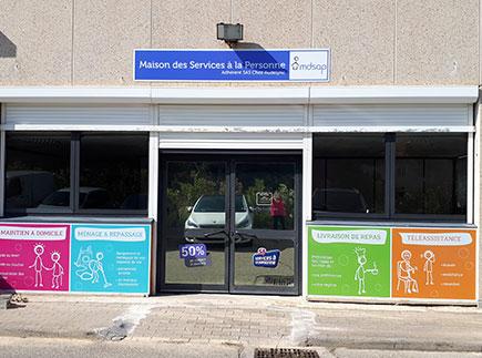 Services d'Aide et de Maintien à Domicile - 13220 - Châteauneuf-les-Martigues - MDSAP La Maison des Services à la Personne