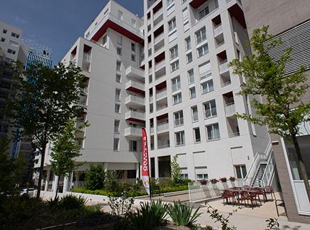 Résidences avec Services - 13003 - Marseille 03 - Domitys La Badiane - Résidence avec Services