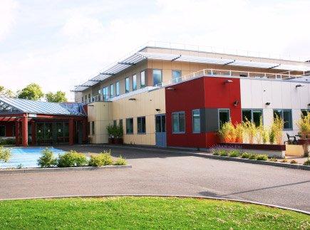 Centre de Soins de Suite - Réadaptation - 14201 - Hérouville-Saint-Clair - IMPR du Bois de Lebisey, Association Pierre NOAL (Adhérent FEHAP)