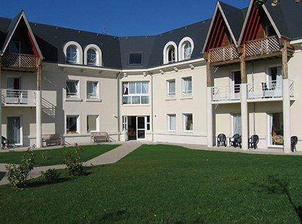 Etablissement d'Hébergement pour Personnes Agées Dépendantes - 14760 - Bretteville-sur-Odon - EHPAD Résidence Soleil