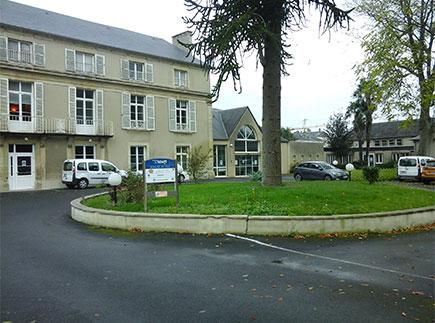 Centre de Soins de Suite - Réadaptation - 14400 - Bayeux - LADAPT Normandie CSSR Pédiatrique