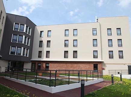 Etablissement d'Hébergement pour Personnes Agées Dépendantes - 14100 - Lisieux - Korian Villa Berat
