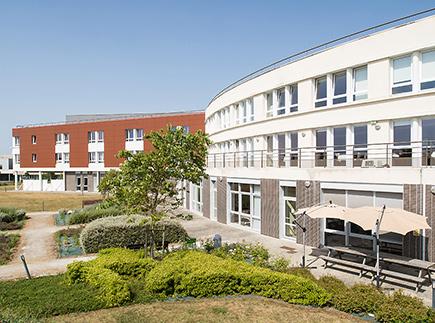 Centre de Soins de Suite - Réadaptation - 14123 - Ifs - Korian - Clinique Côte Normande
