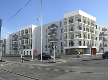 Résidences avec Services - 14000 - Caen - Résidence avec Services Les Girandières