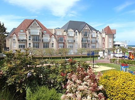 Résidences avec Services - 14150 - Ouistreham - Les Jardins d'Arcadie Ouistreham