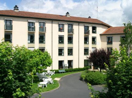 Etablissement d'Hébergement pour Personnes Agées Dépendantes - 15000 - Aurillac - Résidence de Coissy