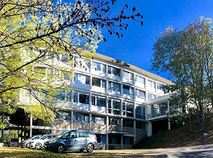 Centre de Soins de Suite - Réadaptation - 15400 - Riom-ès-Montagnes - Colisée - Clinique du Haut Cantal