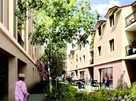 Résidences avec Services - 15000 - Aurillac - Résidence Services Orlhac