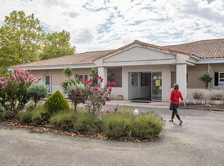 Centre de Soins de Suite - Réadaptation - 16200 - Jarnac - Korian - Clinique Le Mas Blanc