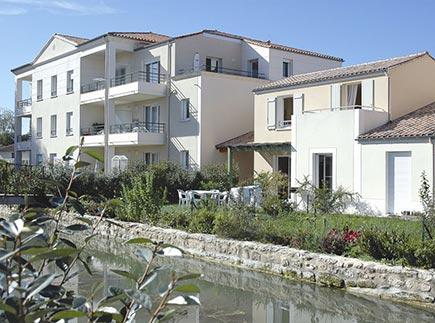 Résidences avec Services - 16000 - Angoulême - Emera - Résidence Séniors Angoulême