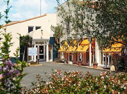 Etablissement d'Hébergement pour Personnes Agées Dépendantes - 17600 - Saujon - EHPAD Résidence Sud Saintonge