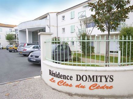 Résidences avec Services - 17139 - Dompierre-sur-Mer - Domitys Le Clos du Cèdre - Résidence avec Services