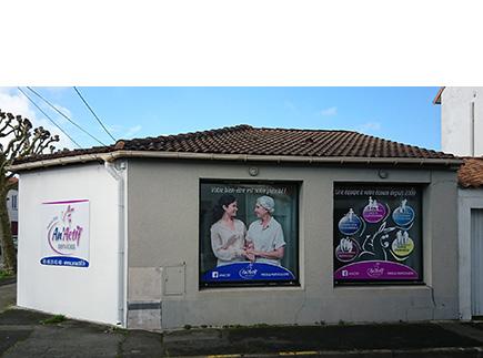 Services d'Aide et de Maintien à Domicile - 17000 - La Rochelle - An'Actif Services