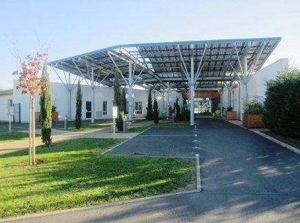Etablissement d'Hébergement pour Personnes Agées Dépendantes - 17780 - Soubise - EHPAD Résidence Le Vigé