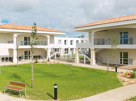 Etablissement d'Hébergement pour Personnes Agées Dépendantes - 17220 - Saint-Rogatien - Villa Amélie LNA Santé