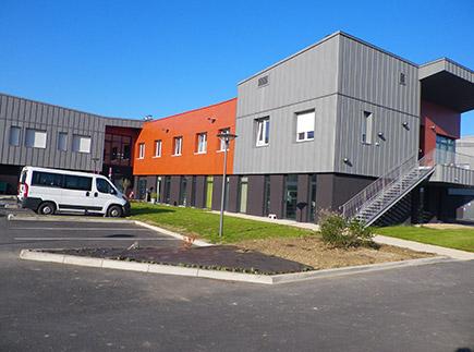 Foyer de Vie, Foyer Occupationnel - 18230 - Saint-Doulchard - Cité Jean Rodhain Foyer de Vie pour adultes handicapés mentaux