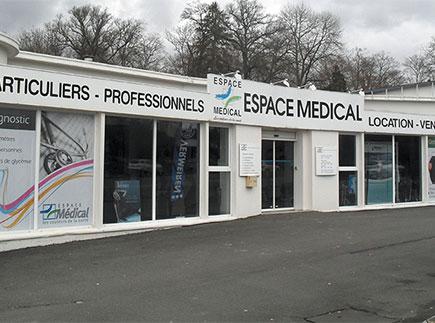 Matériel Médical - 18000 - Bourges - Espace Médical