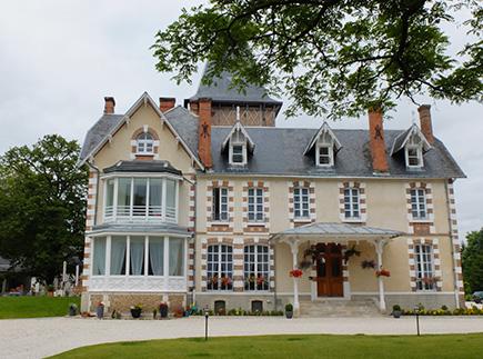 Résidences avec Services - 18330 - Neuvy-sur-Barangeon - Résidence Seniors Le Domaine de Croix en Sologne