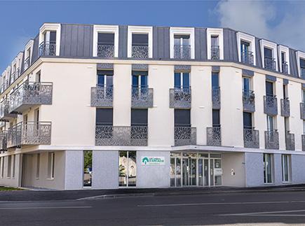 Résidences avec Services - 18000 - Bourges - Les Jardins d'Arcadie Bourges