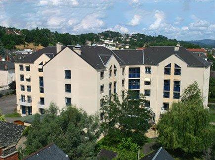Etablissement d'Hébergement pour Personnes Agées Dépendantes - 19100 - Brive-la-Gaillarde - EHPAD Résidence Saint-Germain