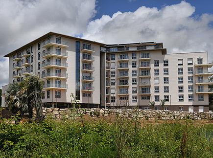 Résidences avec Services - 20090 - Ajaccio - Domitys Le Jardin des Palmiers - Résidence avec Services