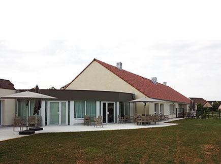 Etablissement d'Hébergement pour Personnes Agées Dépendantes - 21200 - Beaune - Korian Clos des Vignes