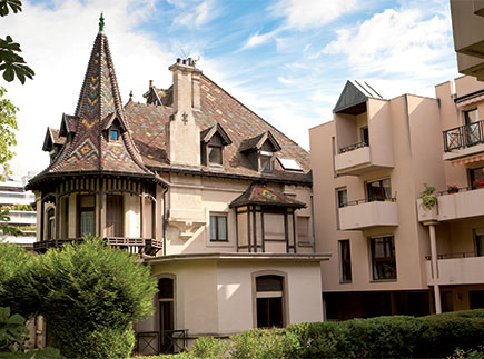 Résidences avec Services - 21000 - Dijon - Les Jardins d'Arcadie Dijon