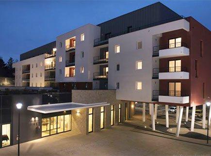 Résidences avec Services - 22000 - Saint-Brieuc - Domitys Le Griffon d'Or - Résidence avec Services