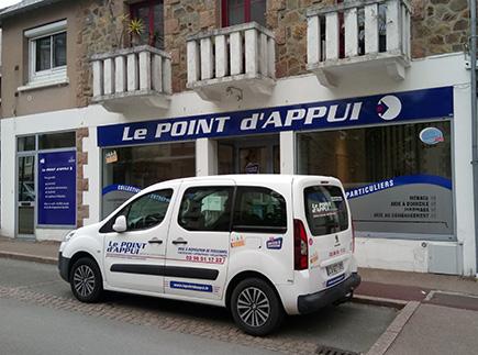 Services d'Aide et de Maintien à Domicile - 22700 - Perros-Guirec - Le Point d'Appui