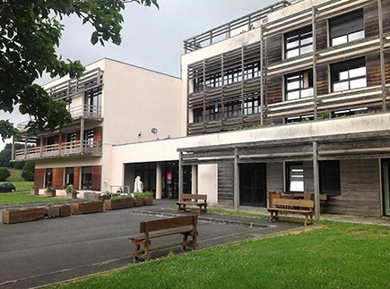 Centre de Rééducation et Réadaptation Fonctionnelle - 23300 - Noth - Fondation Partage et Vie - Centre de Rééducation et de Réadaptation Fonctionnelle André Lalande