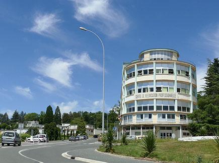 Centre de Rééducation Professionnelle - 24160 - Salagnac - Établissement Public Départemental  - Centre de Rééducation Professionnelle de Clairvivre
