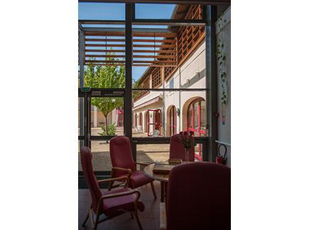 Etablissement d'Hébergement pour Personnes Agées Dépendantes - 24320 - Gout-Rossignol - EHPAD Fondation Partage et Vie - Résidence La Maison de Goûts
