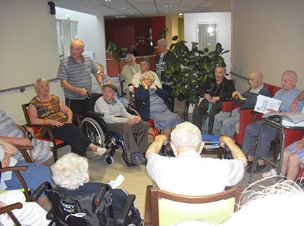 Etablissement d'Hébergement pour Personnes Agées Dépendantes - 24540 - Lolme - EHPAD Centre Médicalisé de Lolme