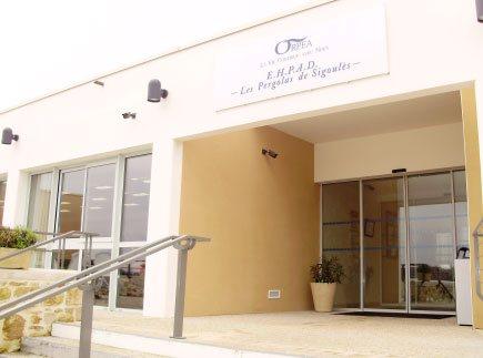 Etablissement d'Hébergement pour Personnes Agées Dépendantes - 24240 - Sigoulès - EHPAD Résidence Les Pergolas