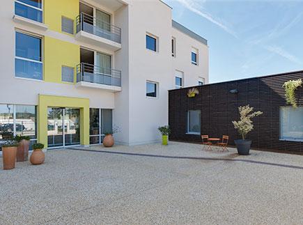 Etablissement d'Hébergement pour Personnes Agées Dépendantes - 24530 - Champagnac-de-Belair - Colisée - Résidence Les Chaminades