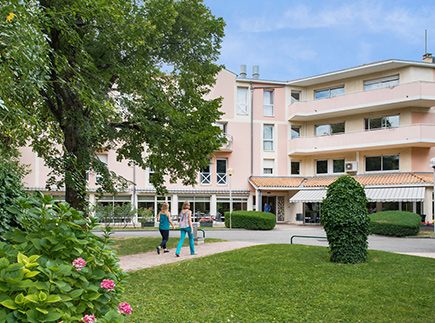Korian Villa Thaïs